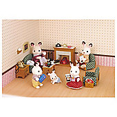 Sylvanian Families - Families - Deluxe Living Room Set