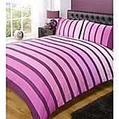 Rapport Art Soho  Quilt Set - Fuschia pink
