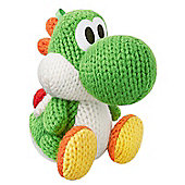 Nintendo Amiibo Light Green Yarn Yoshi (Yoshis Woolly World Series) - NintendoWiiU