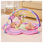 Bright Starts Pretty In Pink Baby Play Gym