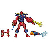 Marvel Super Hero Mashers Electronic Figure - Iron Spider