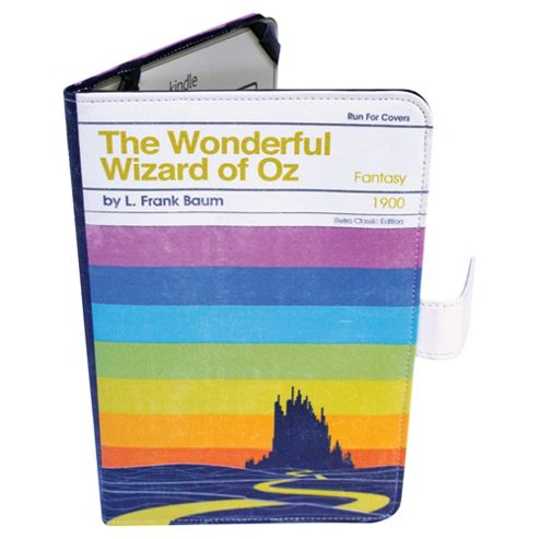 Run For Covers Case for Kindle Touch and Kindle 4 - Wizard Of Oz