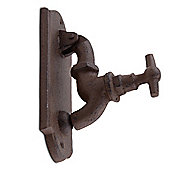 Cast Iron Antique Style Finish Tap Door Knocker