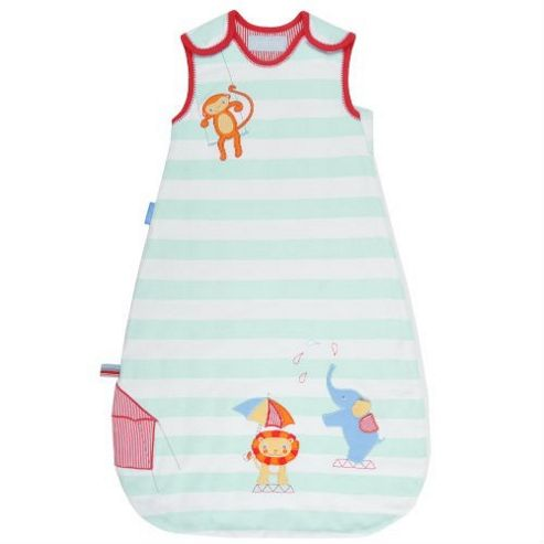 Grobag Sleepy Circus 1 Tog Sleeping Bag (6-18 Months)