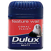 Dulux Feature Wall Tester Coral Flair 50Ml