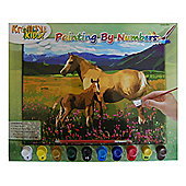 Kreative Kids Painting By Numbers Horse