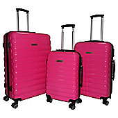 Luggage Zone 8w Hard Cabin Case