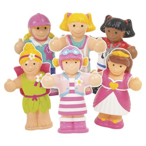 WOW Toys My Pocket Friends Girls Pack