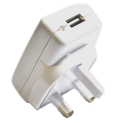 In-Tune Usb Mains Charger