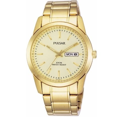 Pulsar Gents Bracelet Watch PJ6024X1