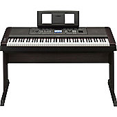 Yamaha DGX650 portable grand piano