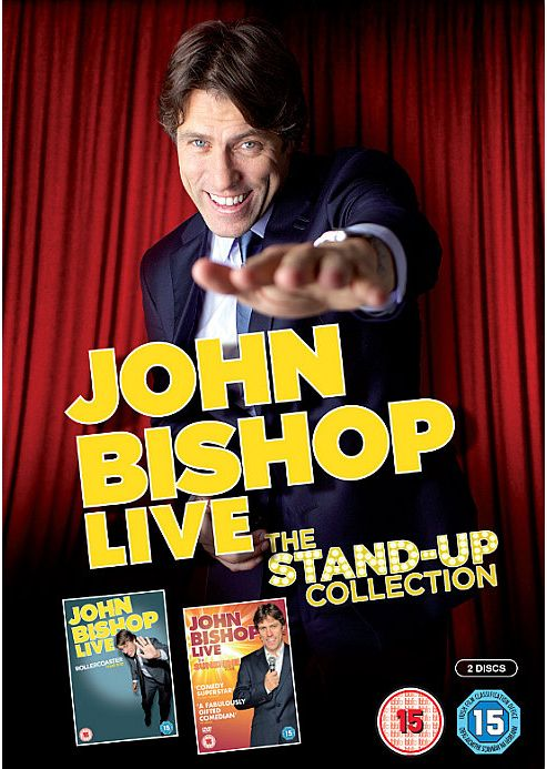 John Bishop (DVD Boxset)