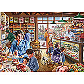 Gibsons Jigsaw Puzzle 1000 Piece Spoilt For Choice