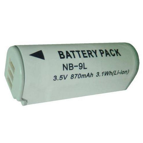 NB-9L Lithium-ion Battery Pack for IXUS 1000 Digital Camera