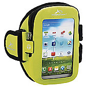 "Armpocket Aero i-15 iPhone Armband Fits Arms 10-15"", Yellow"