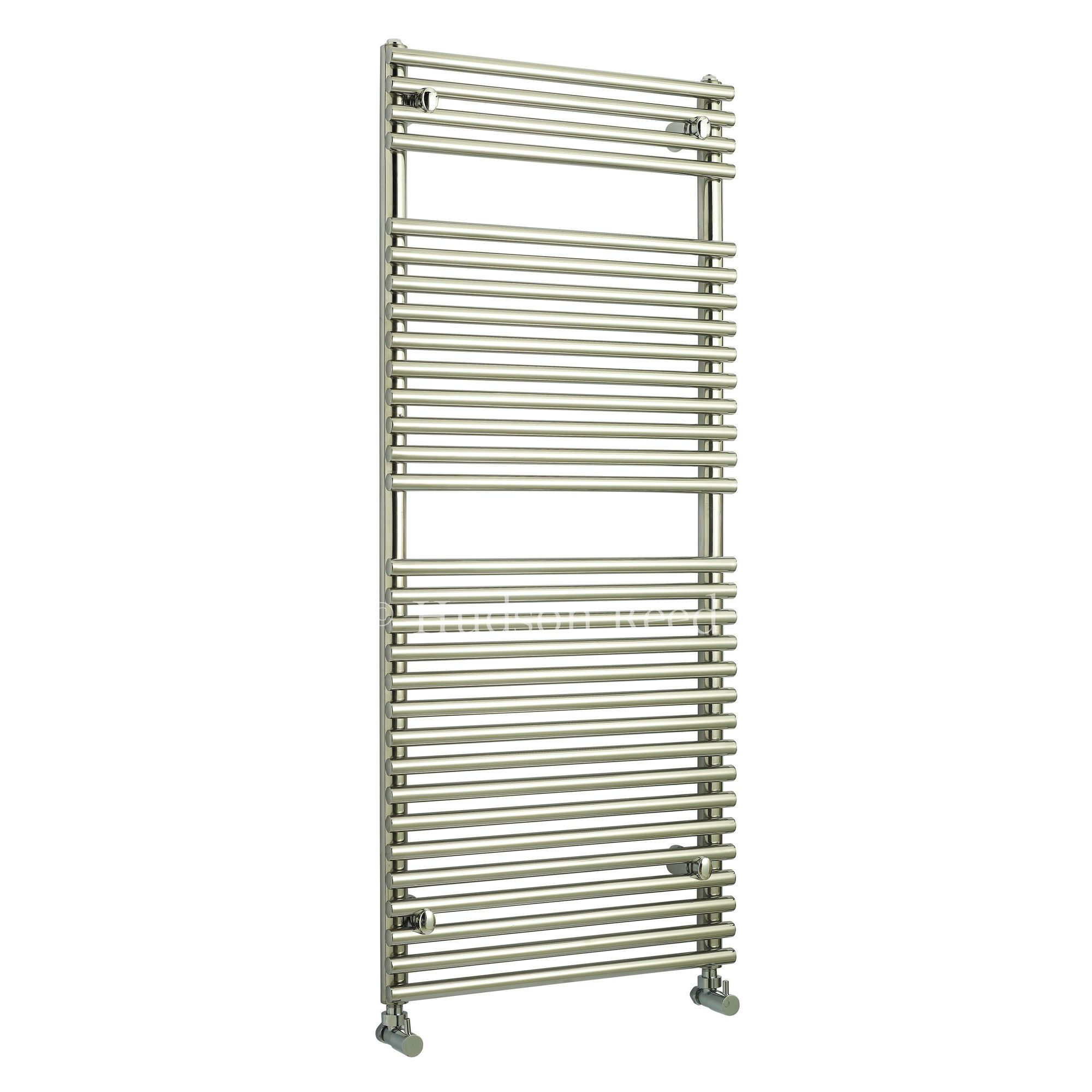 Hudson Reed Series 502 Heated Towel Rail - 180 cm x 38.1 cm at Tesco Direct