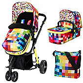 Cosatto Giggle 3-in-1 Combi (Pixelate)