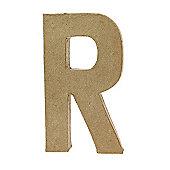 Large Kraft Letter - R
