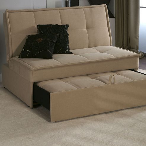 Limelight Solar Sofabed - Beige