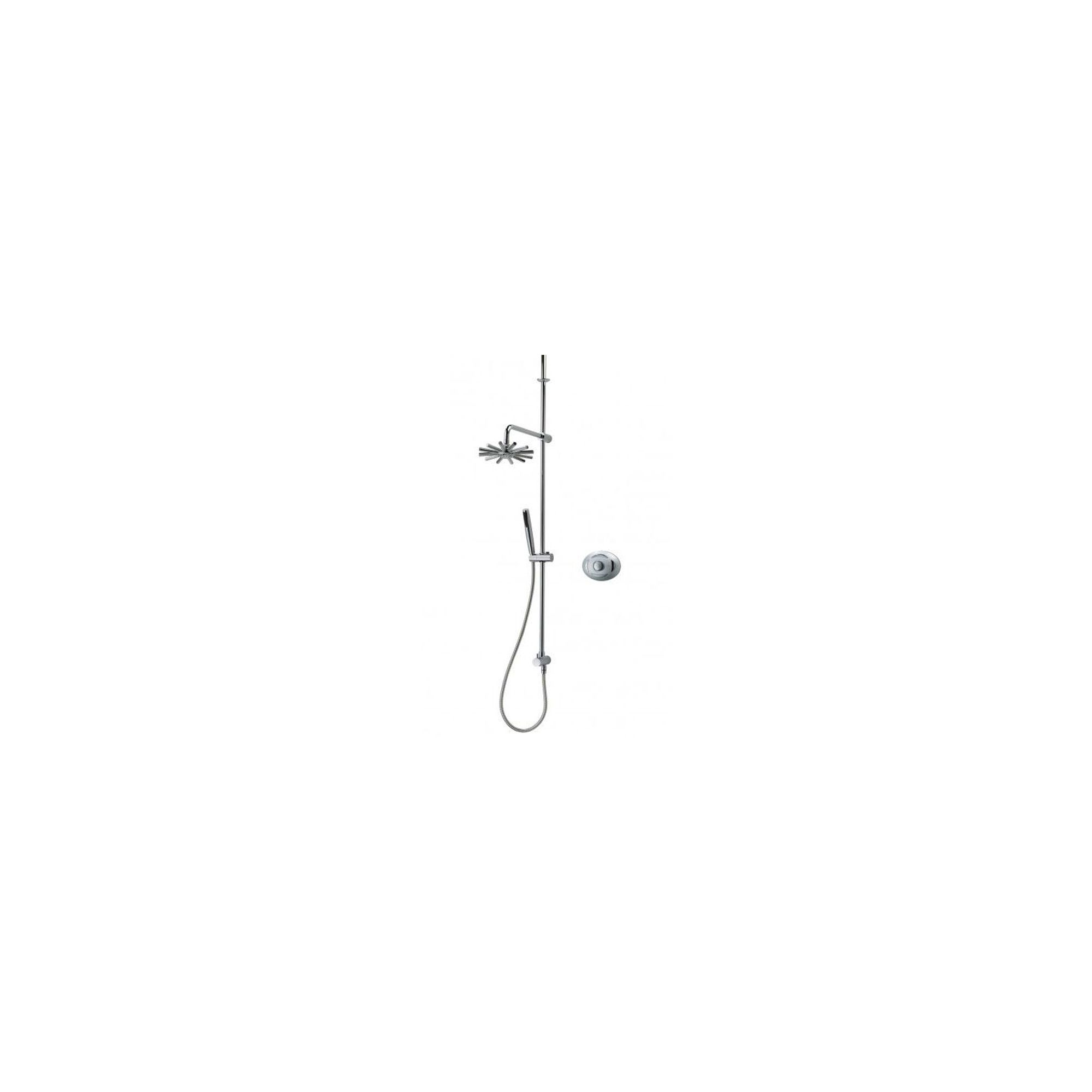 Triton Satellite Mellena Digital Wireless Mixer Shower Chrome at Tesco Direct
