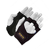 Bodymax Neoprene Weight Lifting Gloves - Large (L)