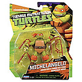 Turtles Action Figure Michelangelo
