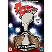 American Dad! - Series 7 - Complete (DVD Boxset)