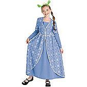 Child Shrek The Third Princess Fiona Costume Small