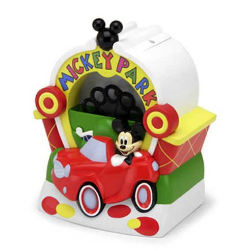 Mickey Mouse Clubhouse Cruising Mickey Park Gazillion Bubble Machine