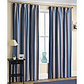 Enhanced Living Twilight Navy Curtains 168X137cm