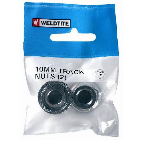 Bike Bits 10mm Track Nuts (2)
