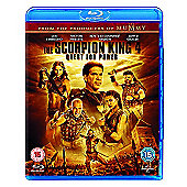 Scorpion King 4 - Quest for Power (Blu-ray)