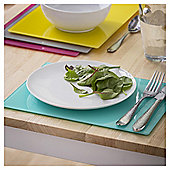 Tesco Colour glass placemat 4 pack