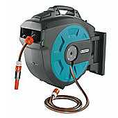 Gardena Wall Mounted Hose Roll-Up Automatic 25 M