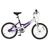 "Silverfox Damsel 18"" Girls Bike"