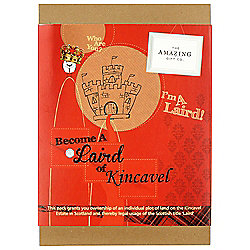 Become a Laird of Kincavel