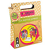 Go Create Eco Craft Milk Bottle Jumbos