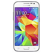 Tesco Mobile Samsung Galaxy Core Prime White