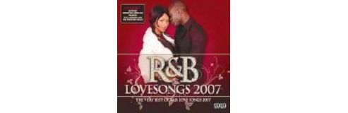R&B Lovesongs 2007
