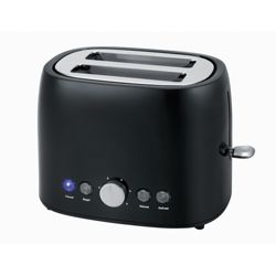 Tesco 2TBP12 2 Slice Toaster - Black
