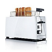 Graef 4 Slice Toaster - White