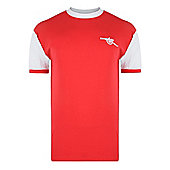 Arsenal 1971 No7 Shirt - Red