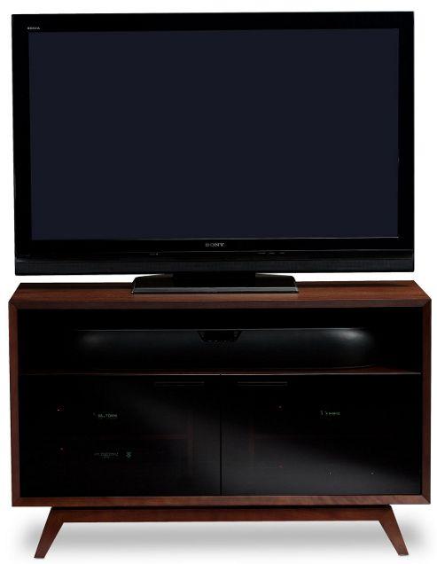 BDI Luxury Chocolate Walnut TV Cabinet