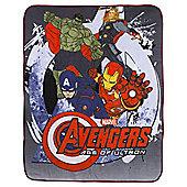 Disney Marvel Avengers Age Of Ultron Fleece
