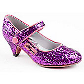 Little Angels Girls New Glitter Party Shoes