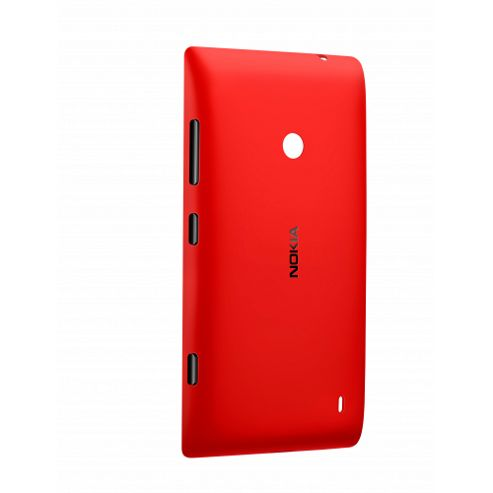 Nokia Original Protective Shell Case for Lumia 520 - Red