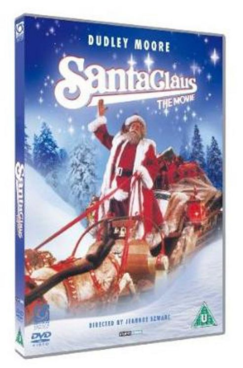 Santa Claus: The Movie (DVD)