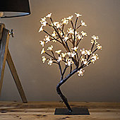 45cm Illuminated Bonsai Tree with 48 Warm White LEDs