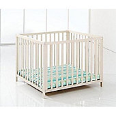 BabyDan Felix Play Pen White