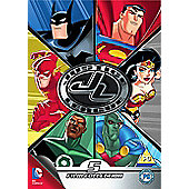Justice League (DVD boxset)